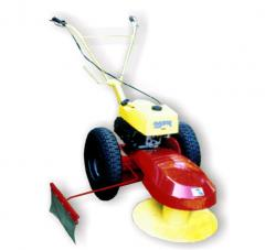 KDS-680 lawn-mower disk self-propelled
