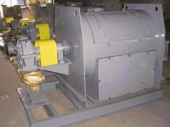 Mixer of the dry mixes SB-97