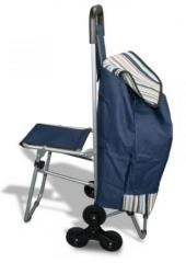 Хозяйственная сумка - тележка на колесах, сумка
