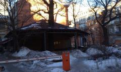 MAF, Cafe, Pavilions