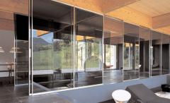 Partitions interroom glass | Sokolglass