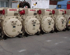 Devices complete distributive KRUV-6V-UHL5 series