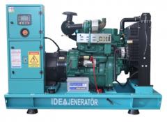 Дизельный генератор IDJ 50 D