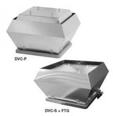 Вентилятор Systemair DVC 400-S EC