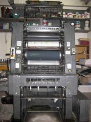 Offset sheet 1-colourful machine HD GTO 52-1