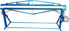 Установка для запайки пленки с длинной шва 2300 мм