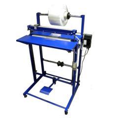 Floor zapayshchik for welding of polymeric films