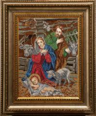 Christmas set for beadwork BS Soles Christmas