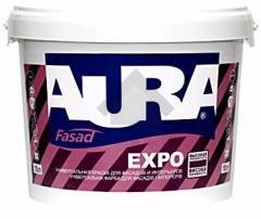 Aura Facade Expo (краска в/эмульс. фасадная)