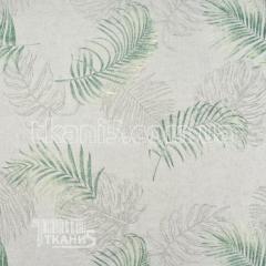 Ткань Хлопок скатертный (листья)
