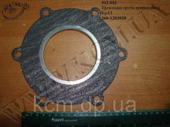 Прокладка труби приймальної 260-1203020 КрАЗ