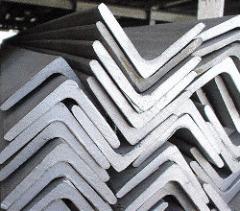 Stainless steel corner