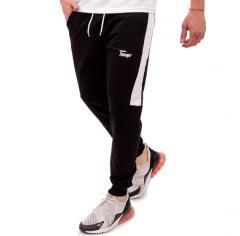 Мужские спортивные штаны, Черный, Штани чоловічі