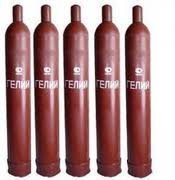 Helium in cylinders of 40 liters