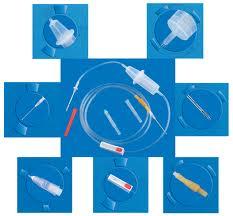 Устройства для переливания инфузионных растворов