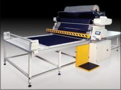 Оборудование для укладки тканей