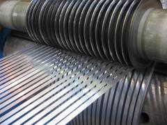 Strip metal rolling