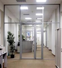 Doors office glass | Sokolglass