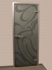 Doors interroom (glass) | Sokolglass