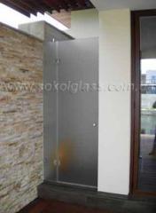 Doors for shower cabins | Sokolglass