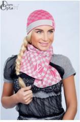 Комплект (шапка+шарф) LV0103