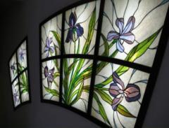 Glass interior, products   Sokolglass