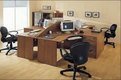 Столы компьютерные угловые