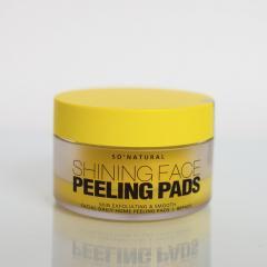 Пилинг-пэды с витамином С So Natural Shining...