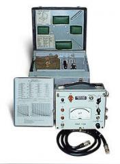 Прибор П-604 для наблюдения по осцилографу...
