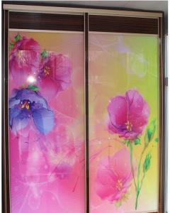 Doors for sliding wardrobes, Ukraine, Khmelnytskyi