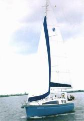Мобильный парусно-моторный крейсер НАВИГАЛЬ11