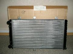 Радиатор охлаждения ВАЗ 2170 алюм., ДААЗ (гарантия