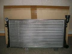 Радиатор охлаждения ВАЗ 21213 алюм., ДААЗ