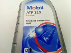 Масло трансм. Dexron III, MOBIL ATF 320 1л.