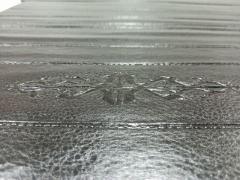 Materials for interior waisting