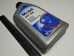 Масло трансм. Dexron II, MOBIL ATF 220 1л.