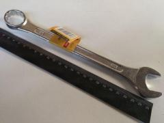Ключ рожково-накидной 23 мм СИЛА (201023)