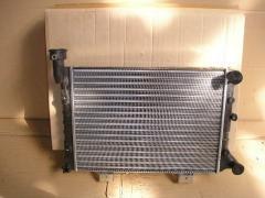 Радиатор охлаждения ВАЗ 21073 инж. алюм., ДААЗ
