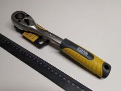 Ключ-трещотка СИЛА (257009) Профи CrV ½ 72T с