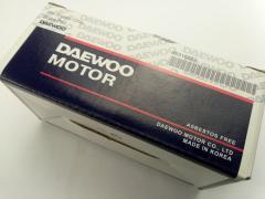 Колодки передние тормозные Lanos 1.5, Daewoo Motor