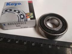 Подшипник генератора ВАЗ 2110, KOYO (6203-2RS)