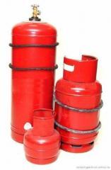 Cylinder of propane 50 l.