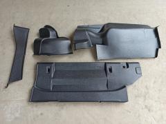 Обивка багажника ВАЗ 2106, Сызрань (4 части)