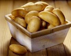 Картофель свежий из Испании