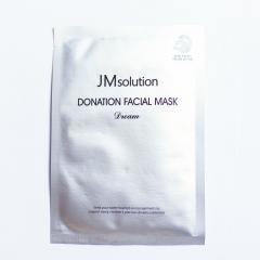 Тканевая маска Мечта для питания и сияния JM