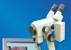 Video endoscopic complexes. Video systems analog