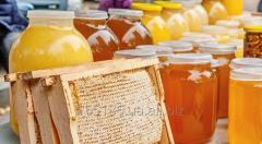 Мед з лісової пасіки