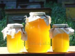 Honey natural, high-quality