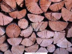 Firewood is oak