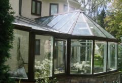 Gardens winter of glass | Sokolglass
